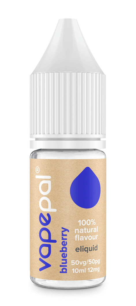 Blueberry e liquid. Made with 100% natural blueberry flavour