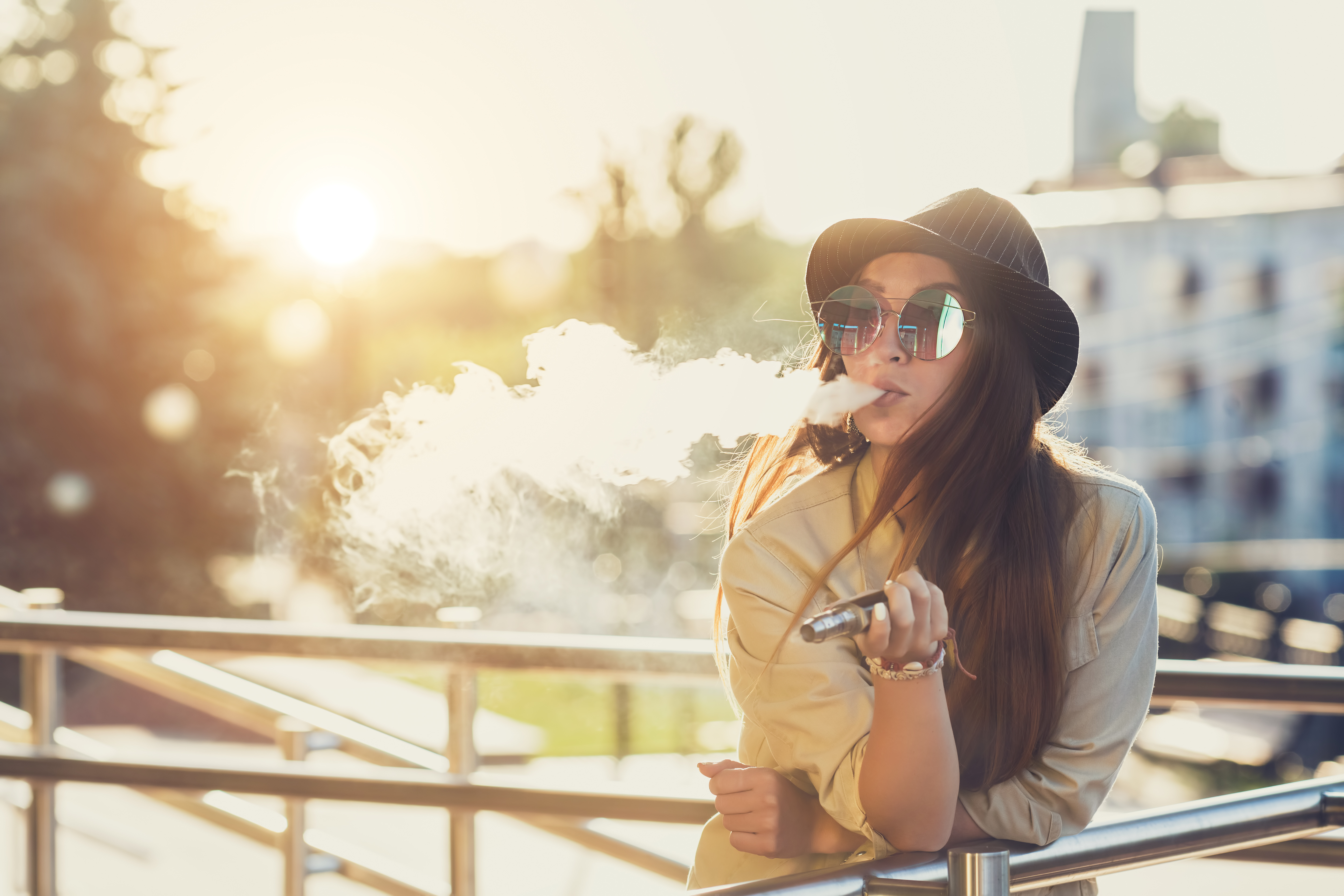 Vaping is more effective for quitting smoking than nicotine